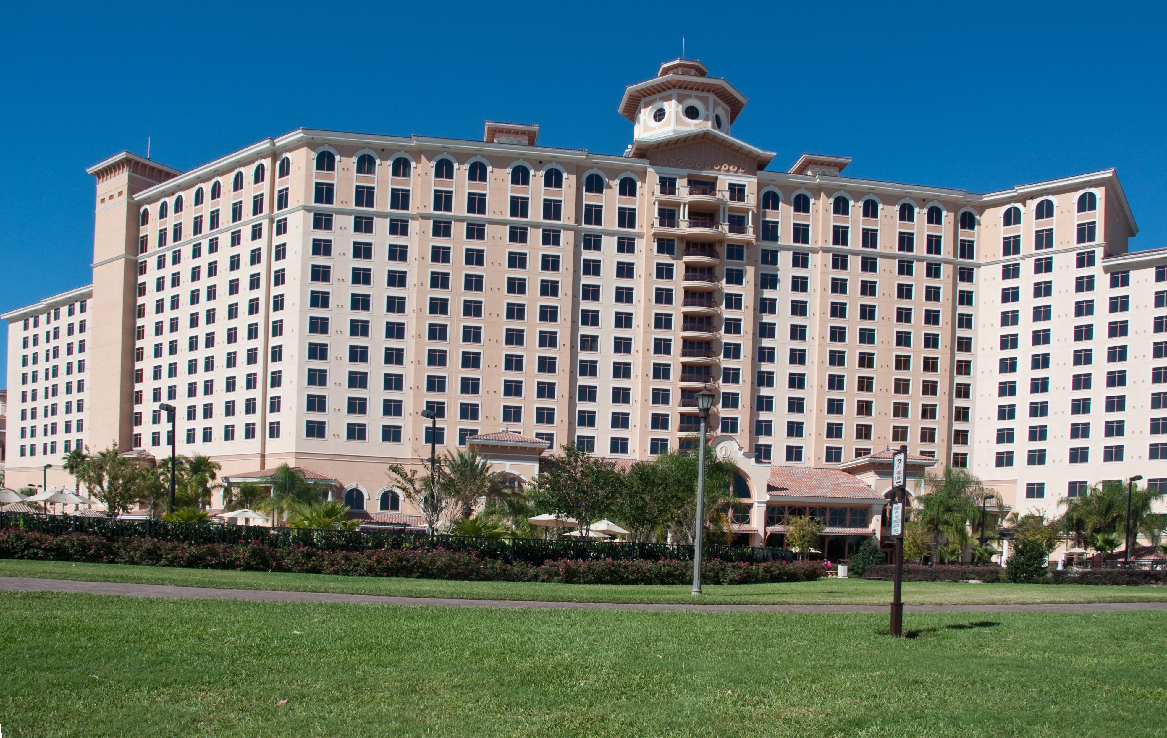 Orlando Hotels With Car Rental Desks