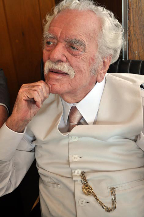 Rubén Bonifaz Nuño in 2011