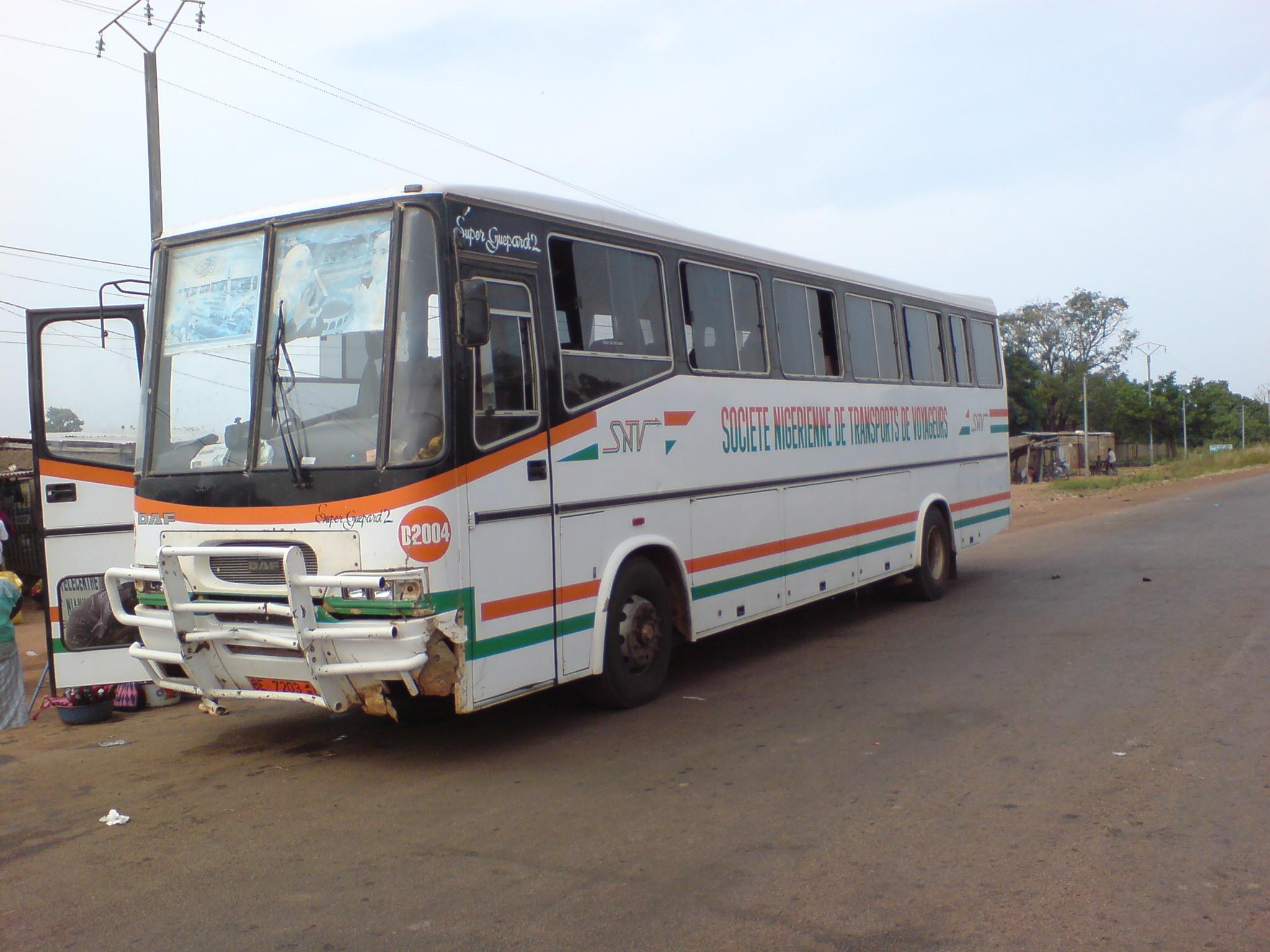 Transport in Niger - Wikipedia