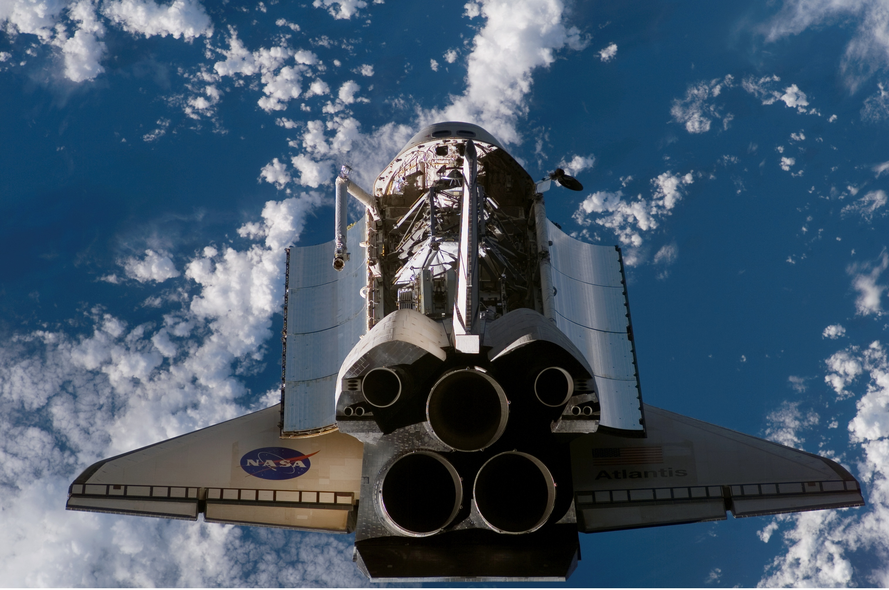 foto space shuttle discovery - photo #3