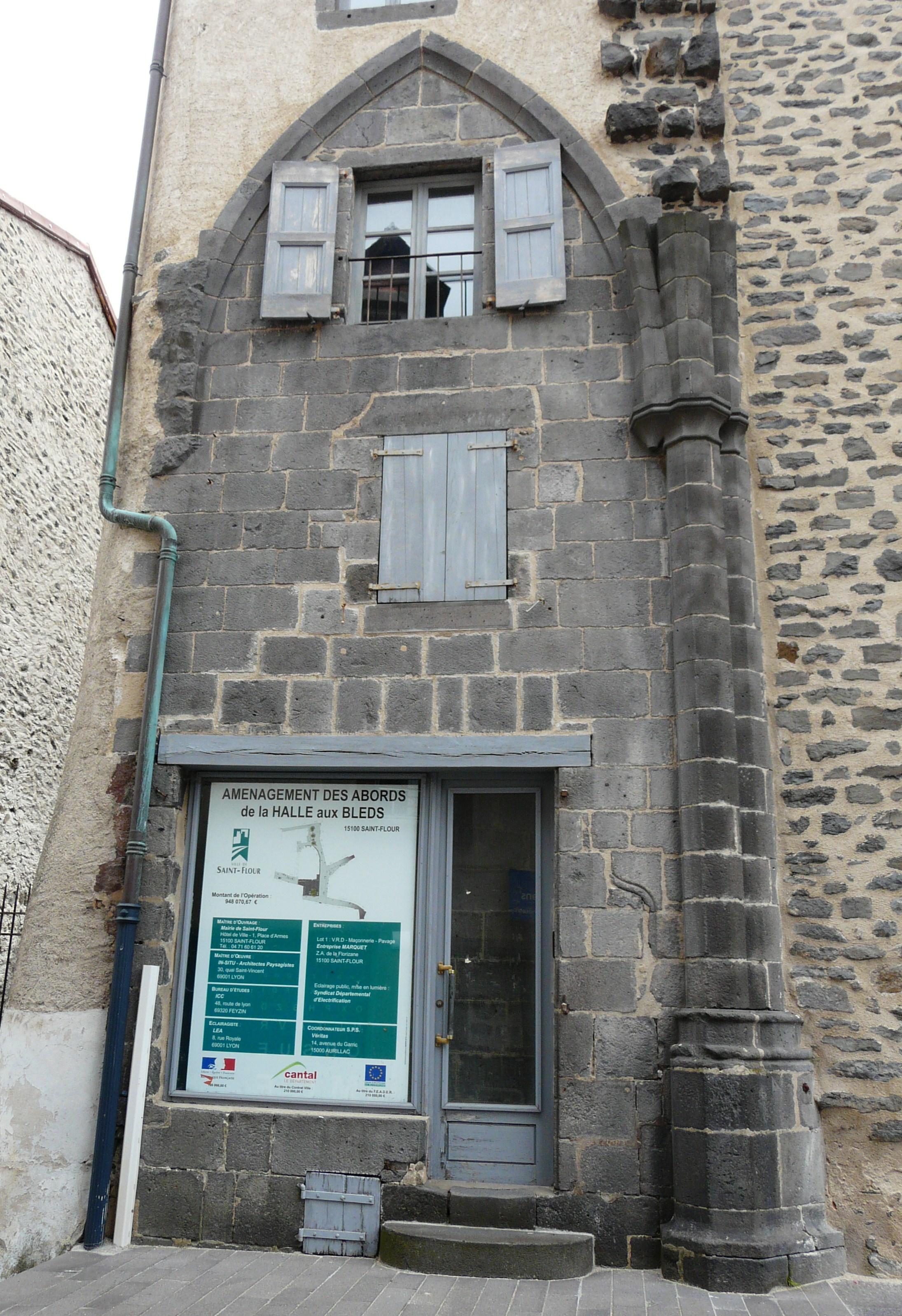 Entreprise D Architecture Lyon file:saint-flour 7 rue de la collégiale - wikimedia commons