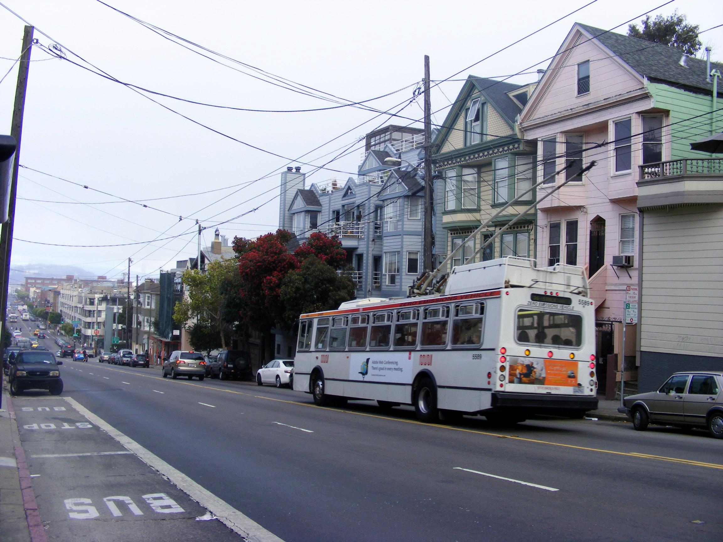 File:San Francisco, Škoda 14TrSF (7) jpg - Wikimedia Commons