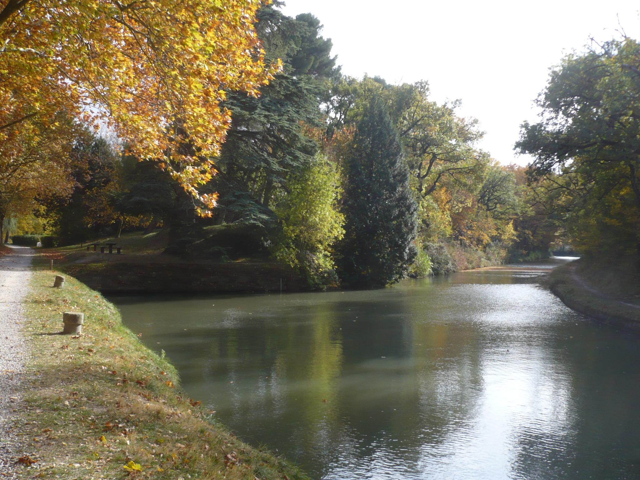 Canal du Midi – Wikipedia