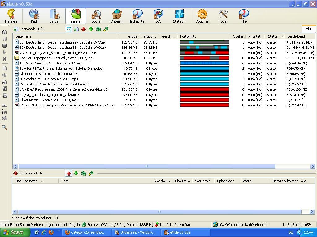 emule versione 46c