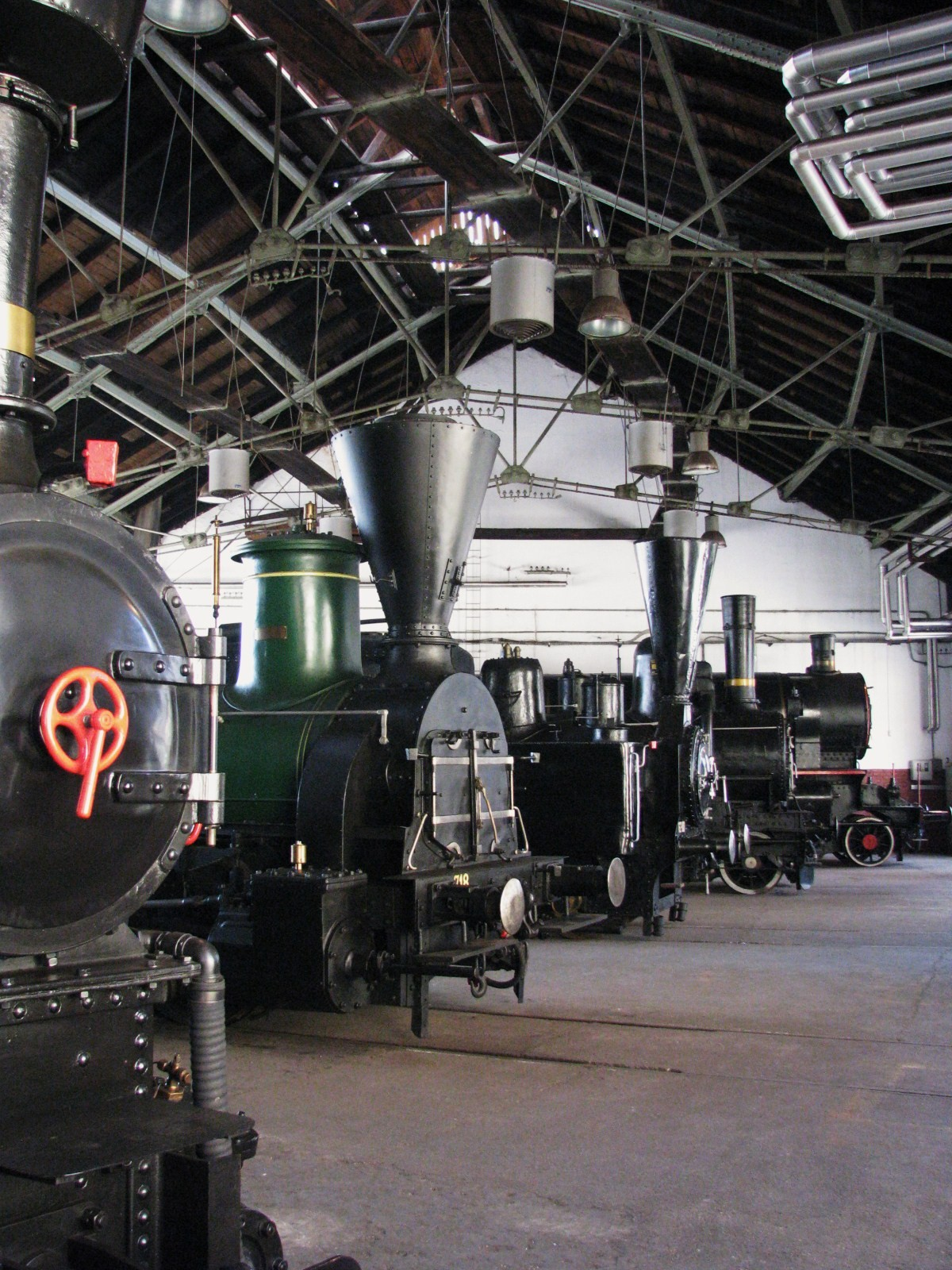Slovenian Railway Museum