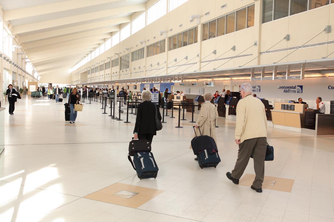 Southwest Florida International Airport Ticketing