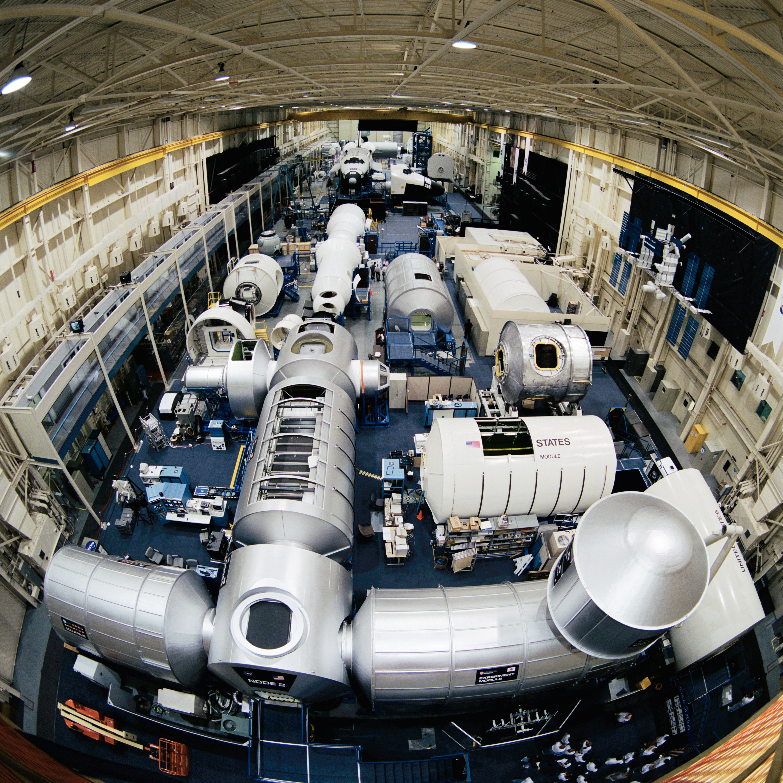 Space Vehicle Mockup Facility - Wikipedia