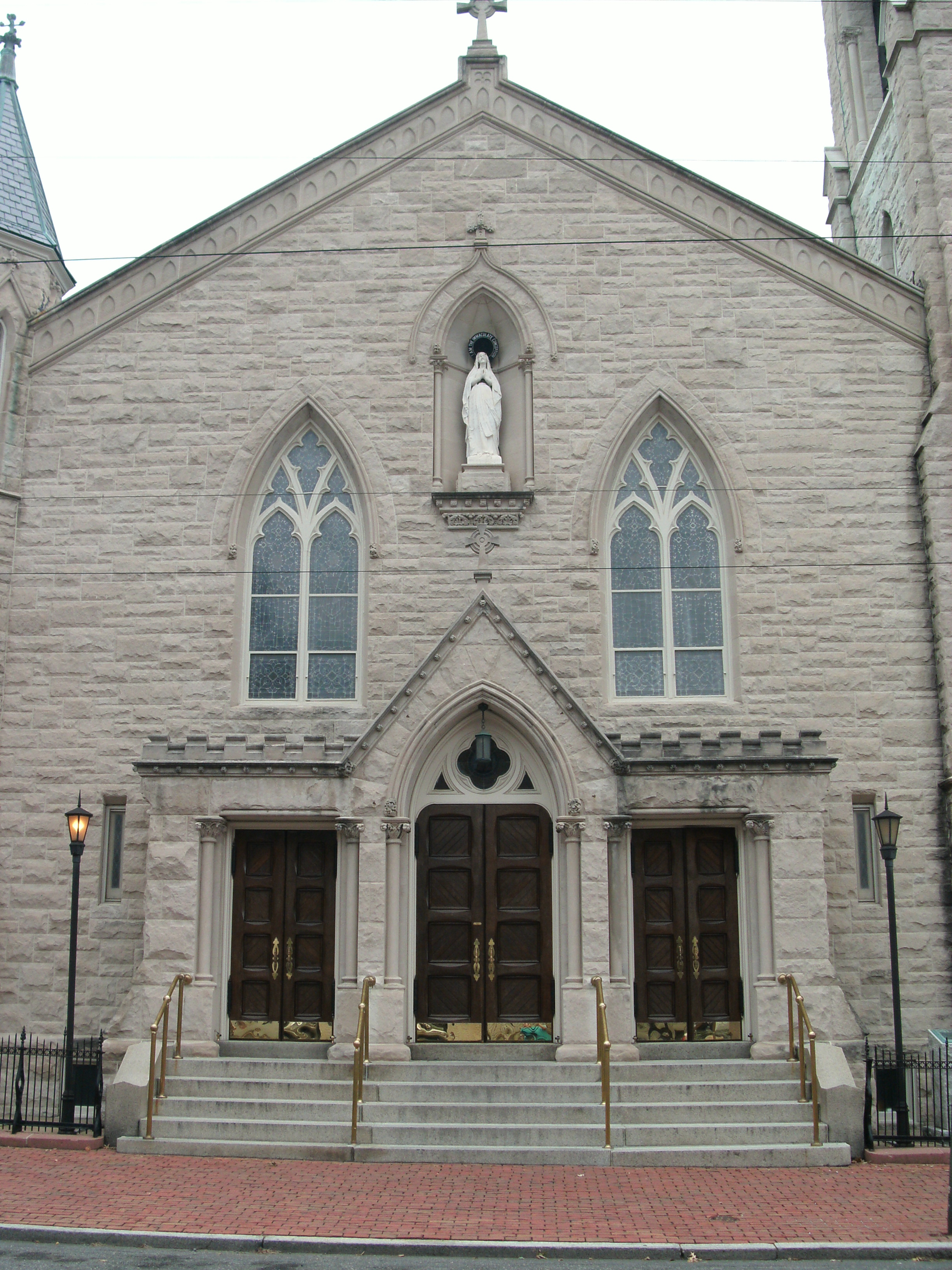 Sophisticated Catholic Church Front Doors Ideas Exterior Ideas 3d