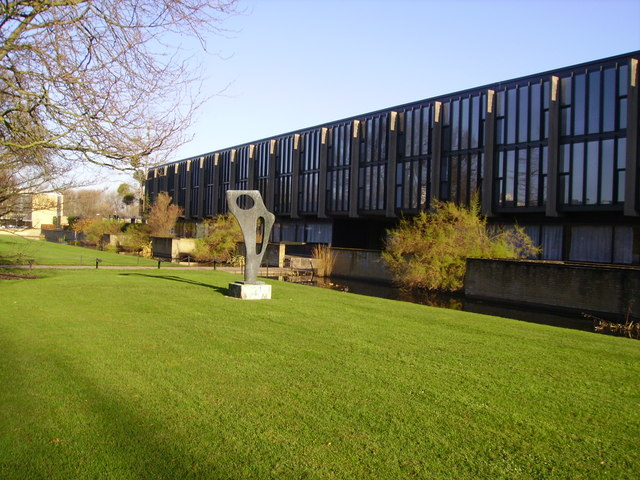 St Catherine's College, Oxford - geograph.org.uk - 1289366