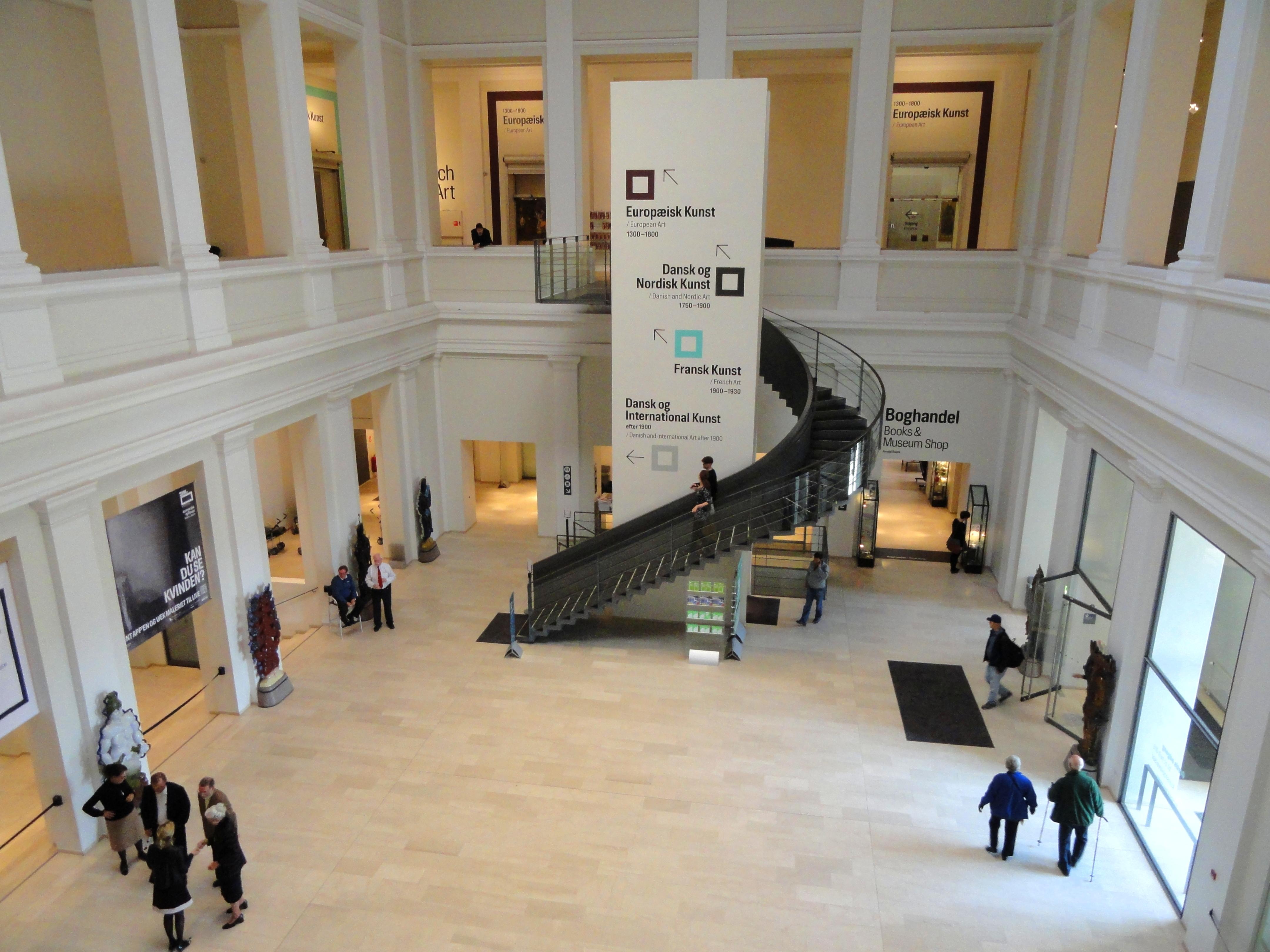 statens museum for kunst copenhagen denmark