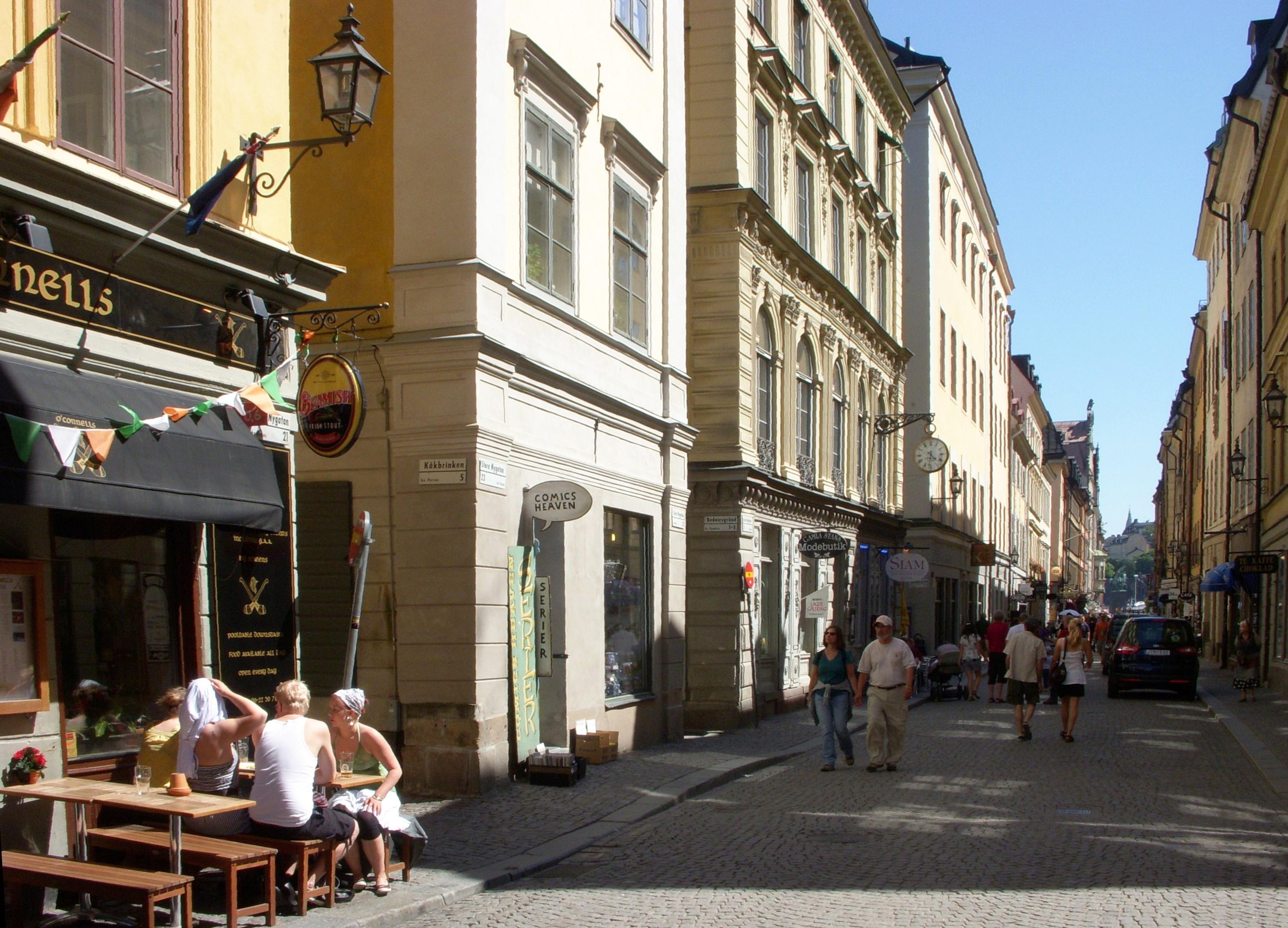 stora nygatan stockholm