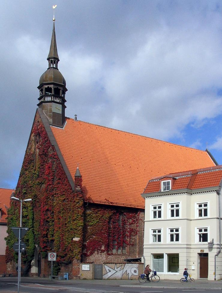 Kirchen Stralsund