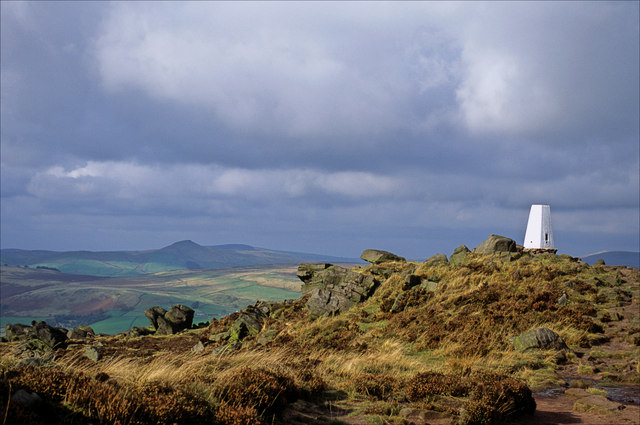 Summit of the Roaches - geograph.org.uk - 1586692