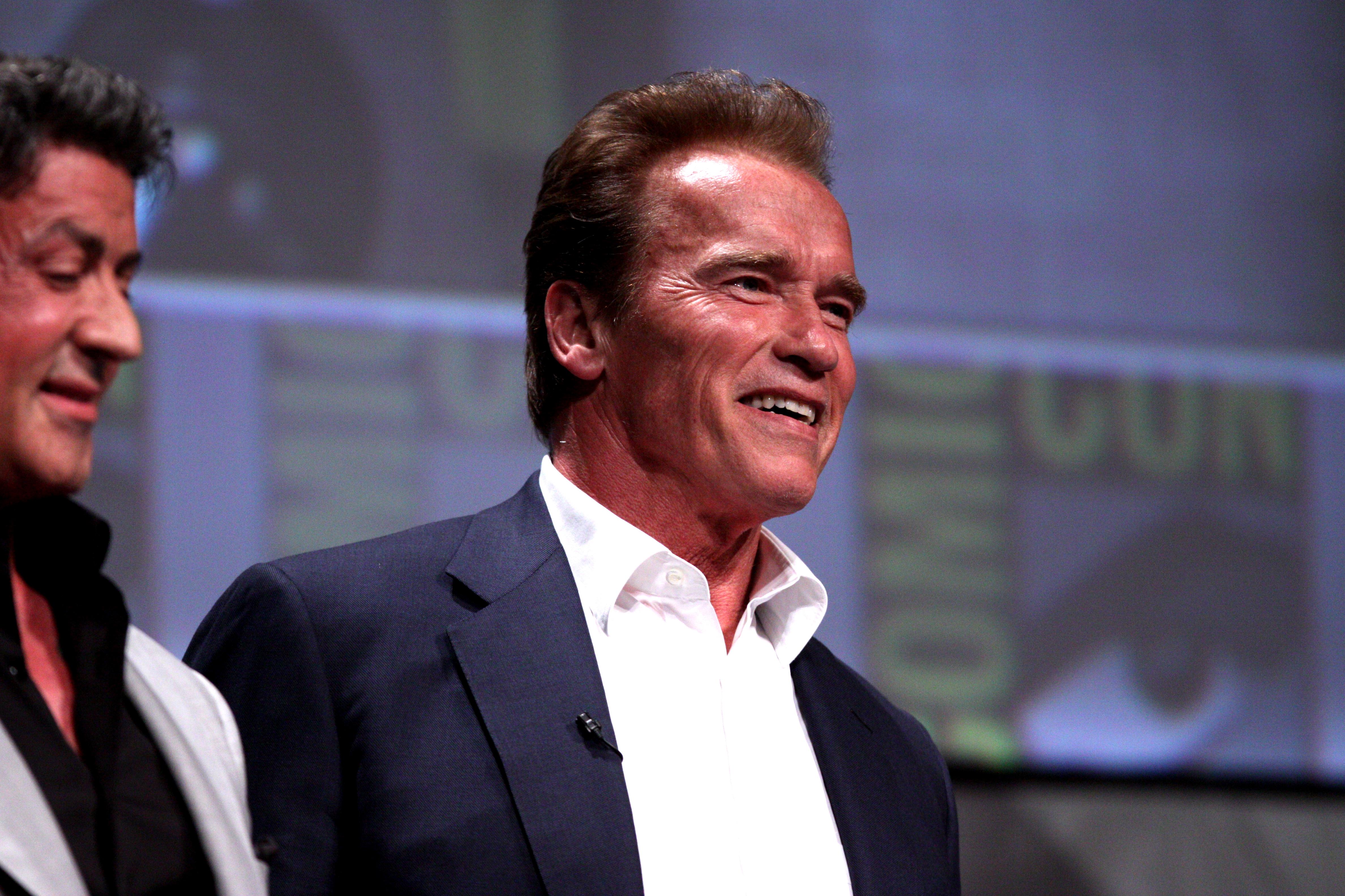 Arnold Schwarzenegger Größe