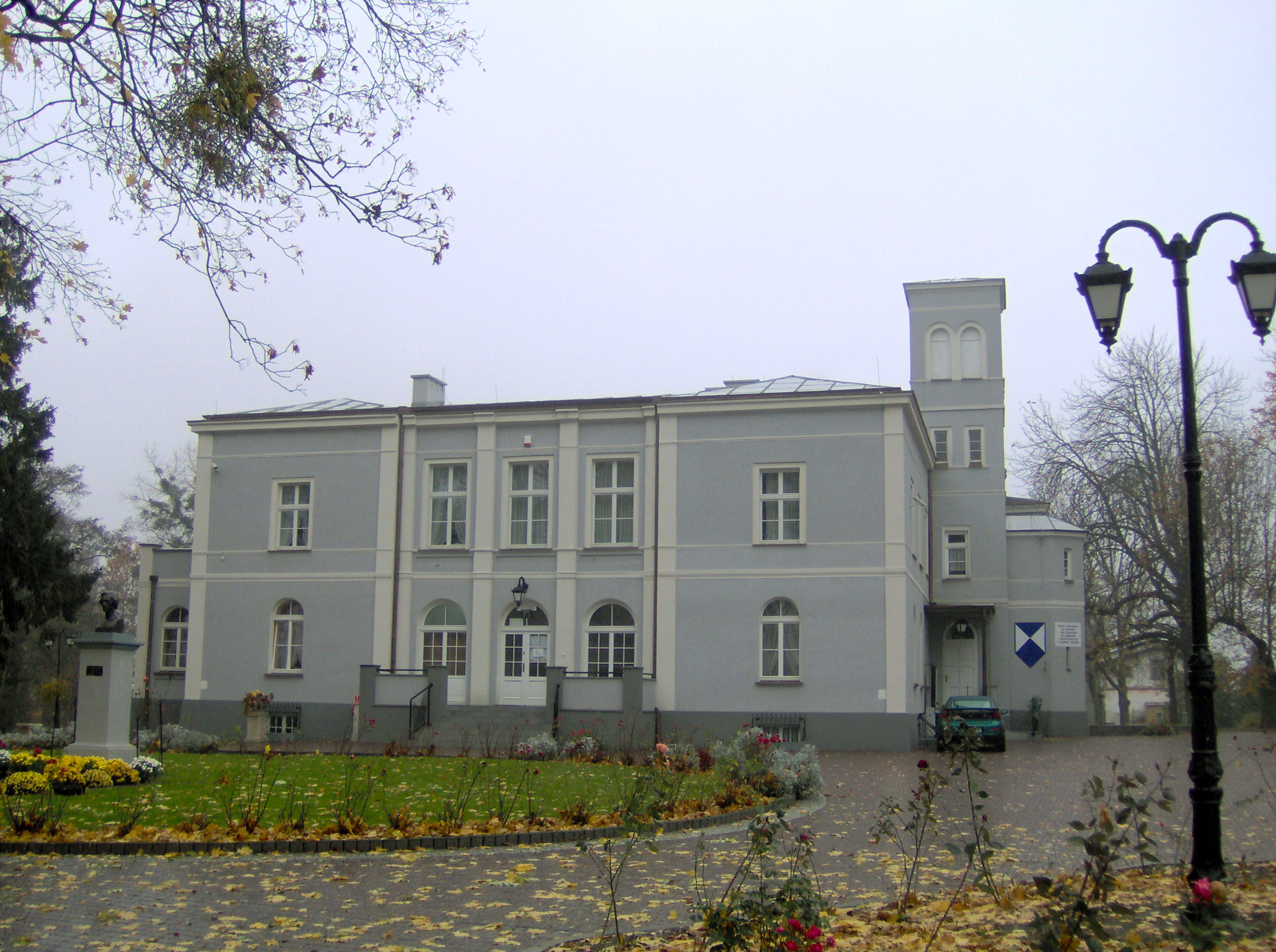 Casa en Szafarnia (Dobrzyń) donde Chopin veraneó en 1824.