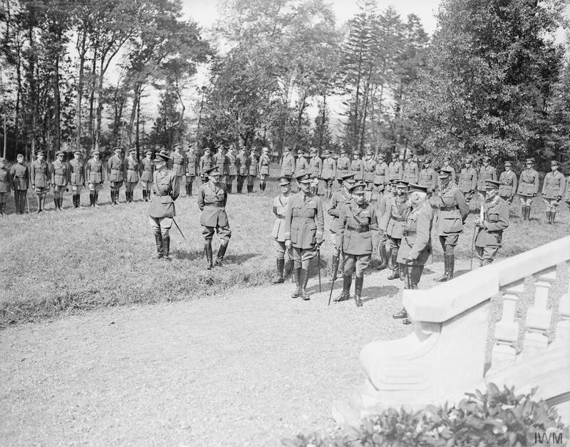 The Official Visits To the Western Front, 1914-1918 Q12097.jpg