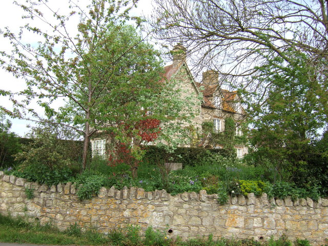 The Vicarage, Shabbington - geograph.org.uk - 166048