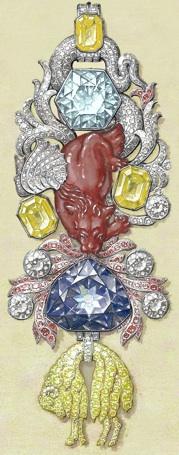Toison d'or de Louis XIV