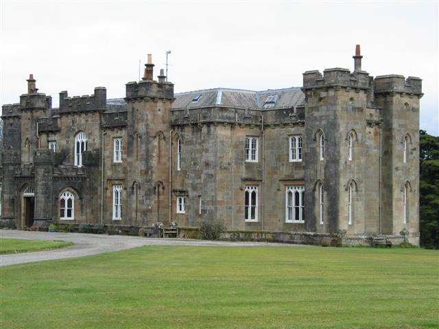 Torrisdale Castle. - geograph.org.uk - 553191