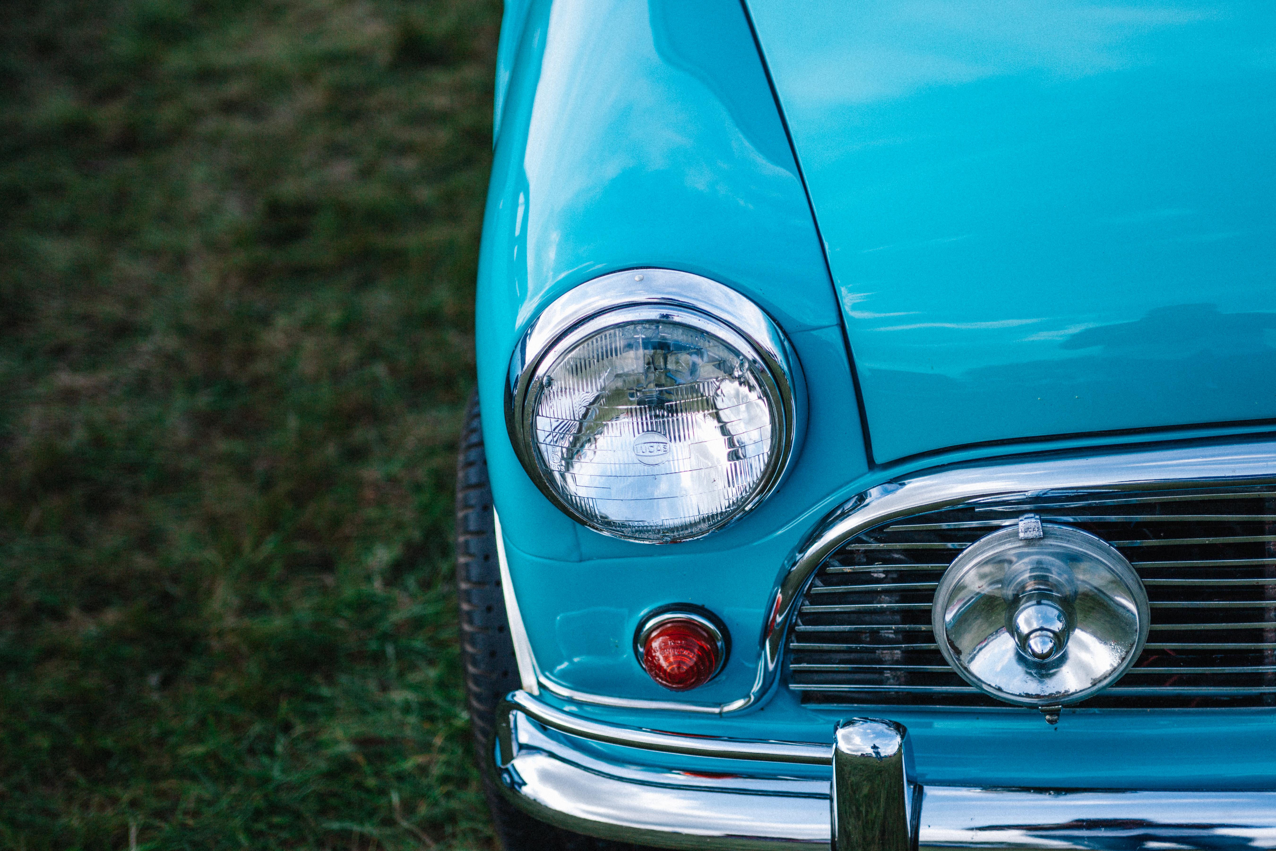 File Turquoise Classic Car Unsplash Jpg Wikimedia Commons