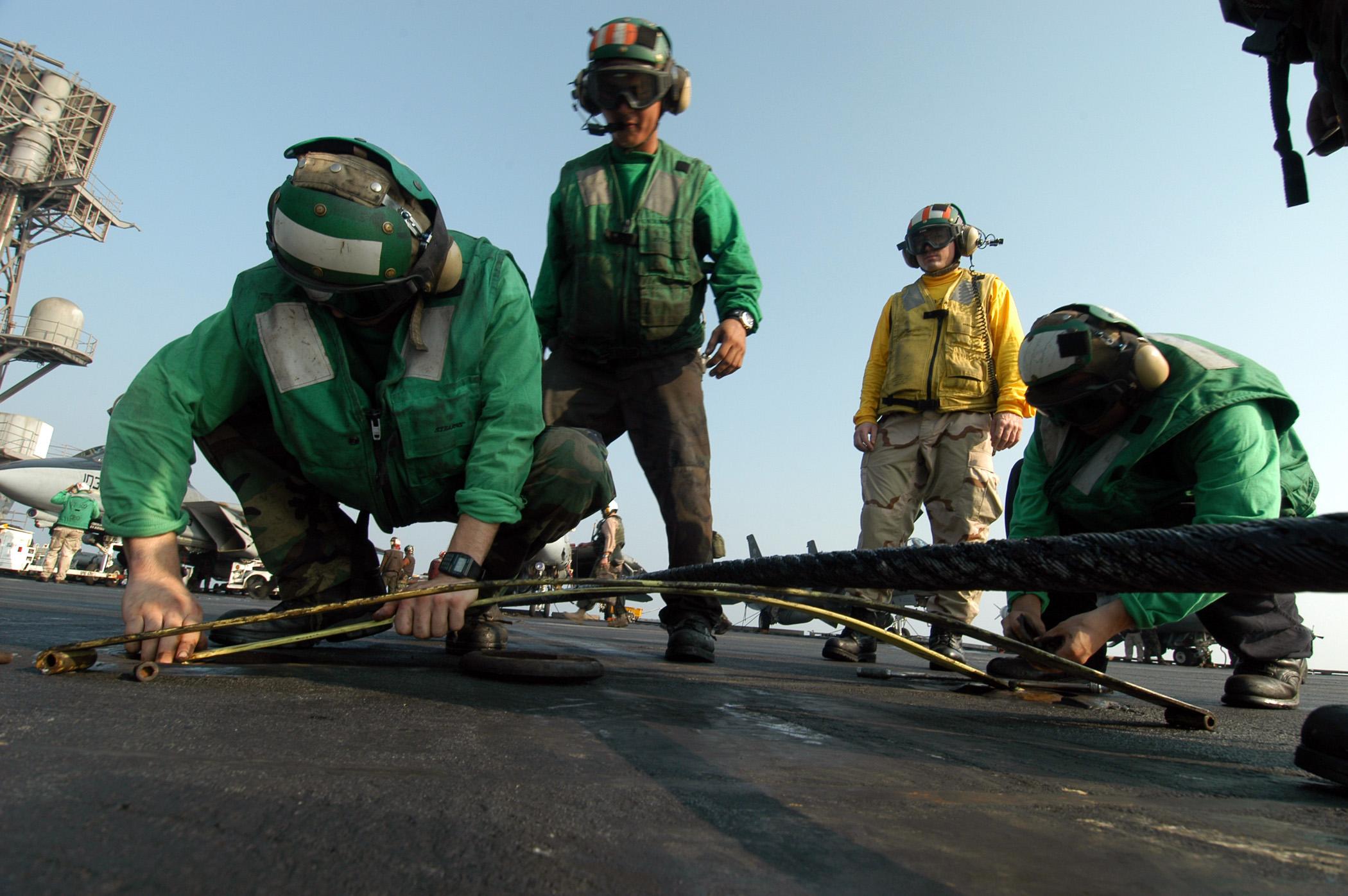 File Us Navy 041002 N 8704k 002 Sailors Assigned To The V