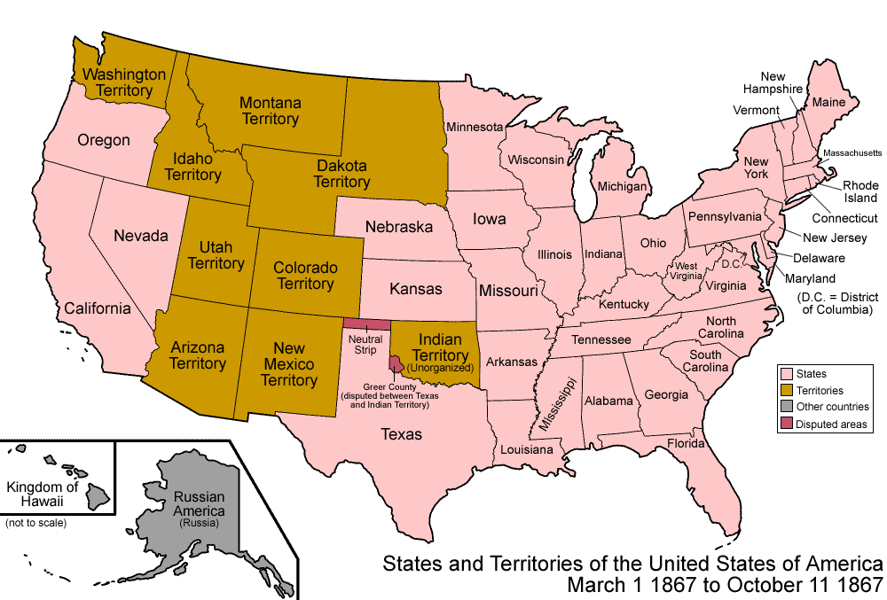 1867 in the United States