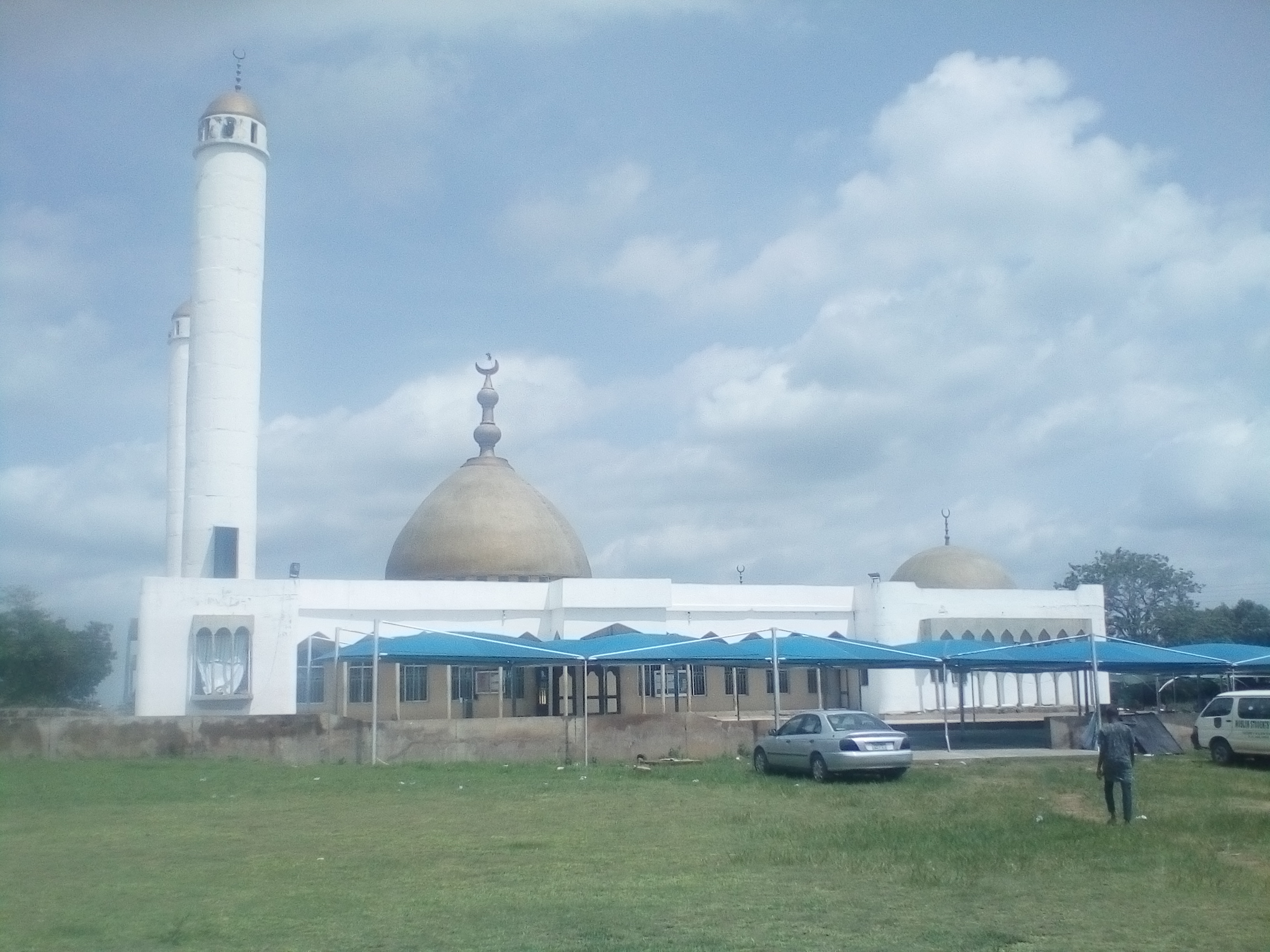 unilorin mosque during valentine's day