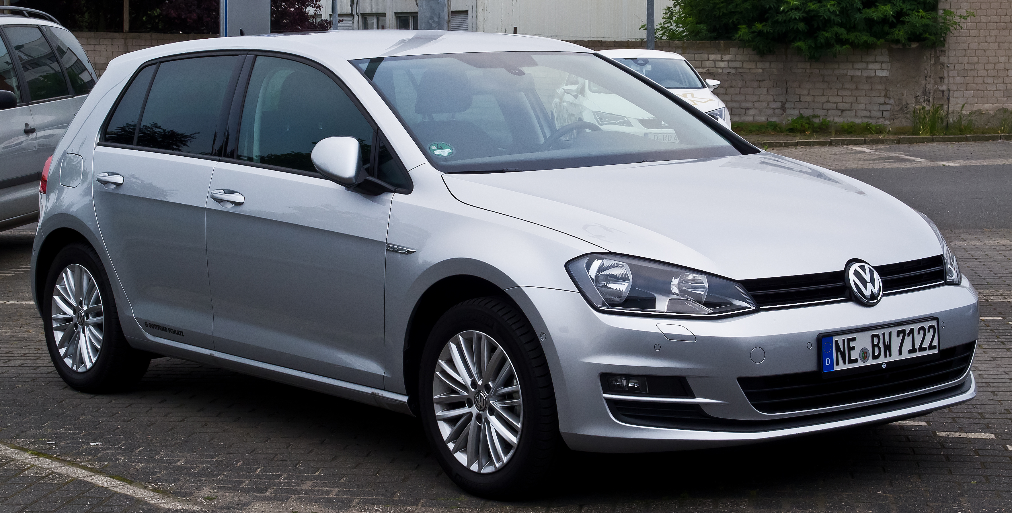 vw golf vii wikiwand. Black Bedroom Furniture Sets. Home Design Ideas