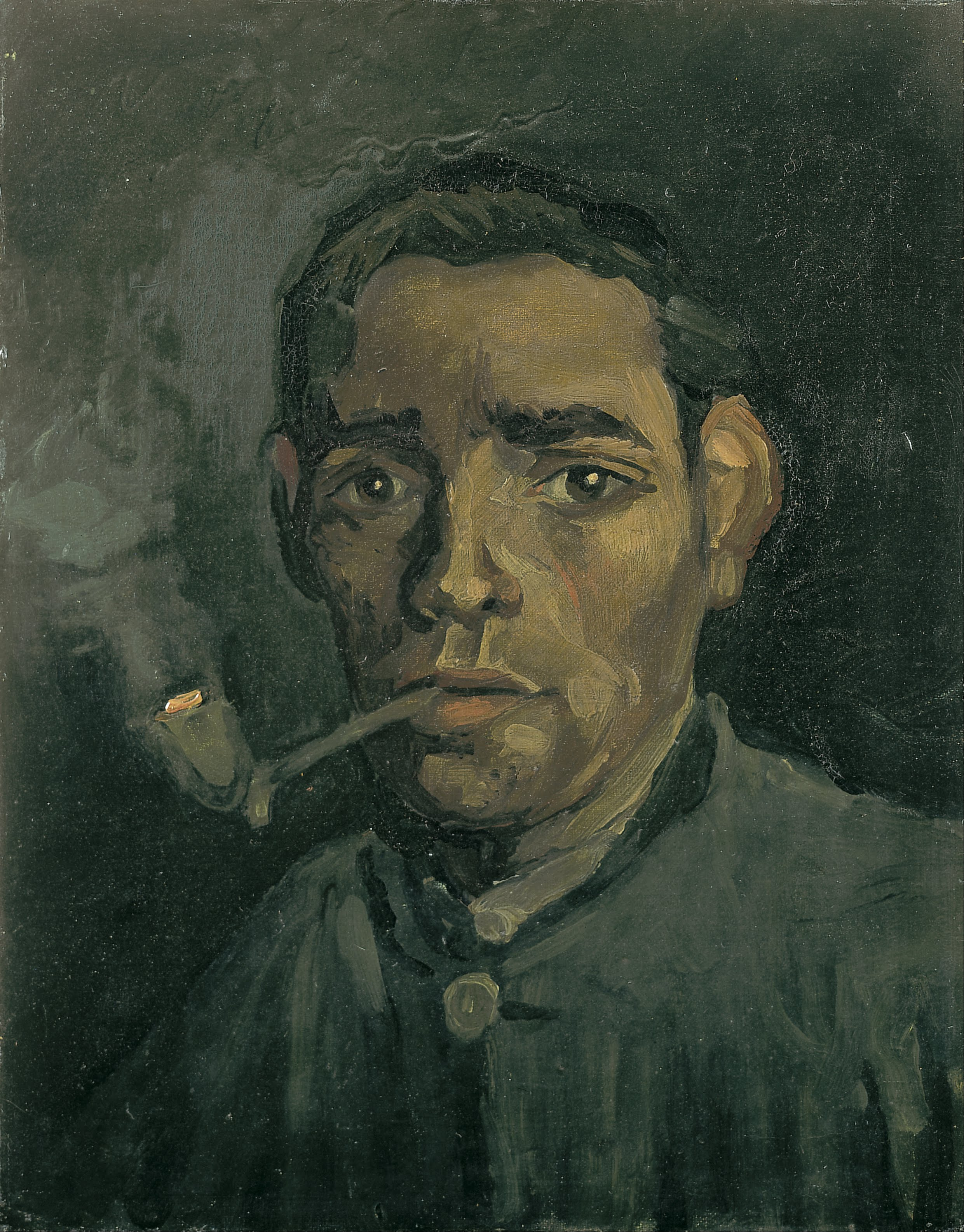 Vincent Van Gogh We Must Make The Painting Speak
