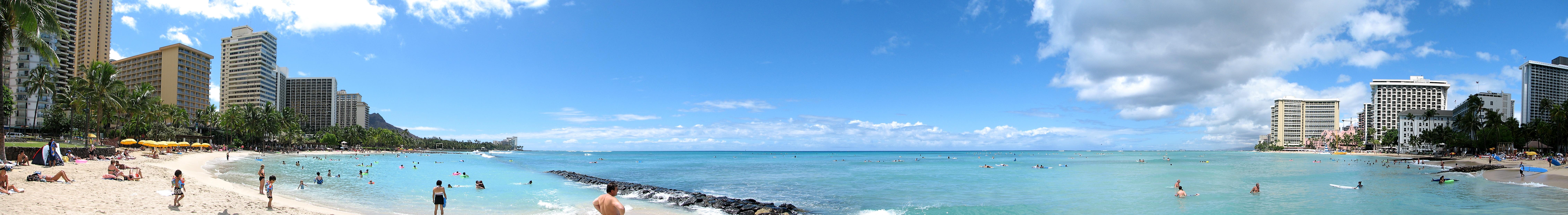 Is Waikiki On The Big Island