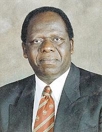 Michael Kijana Wamalwa Vice-President of Kenya