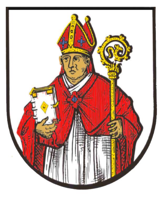 Pirmin i Hornbachs våpen