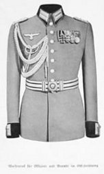 Waffenrock - World War II German uniform