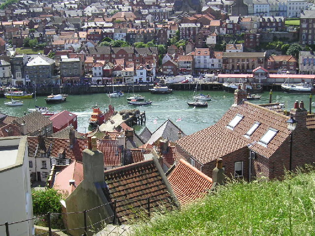 Whitby view - geograph.org.uk - 103837
