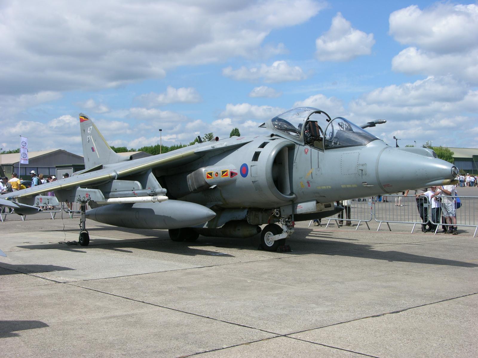 Car Carrier For Sale >> File:ZD435-47 a Harrier GR9 of 4 sqdn RAF.jpg - Wikimedia ...
