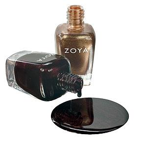 Zoya Professional Nail Lacquer (nail polish). ...