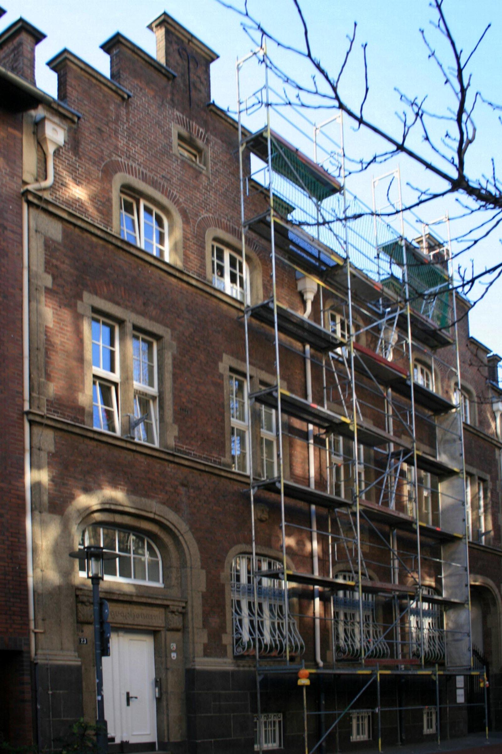 Liste Der Baudenkmaler In Neuss 1 400 1 499 Wikipedia
