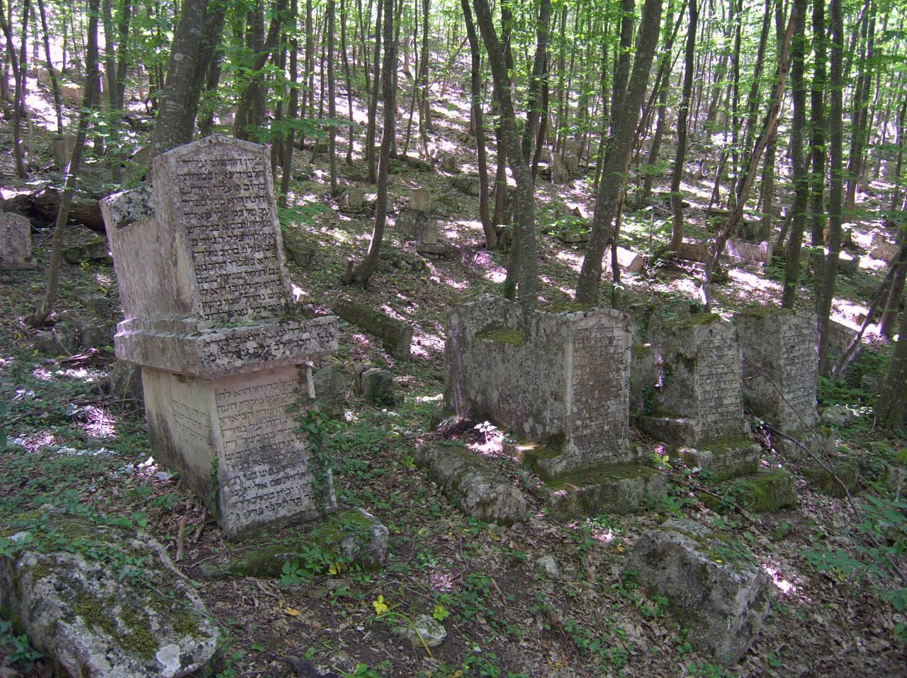 общем караимские надгробия фото доброго