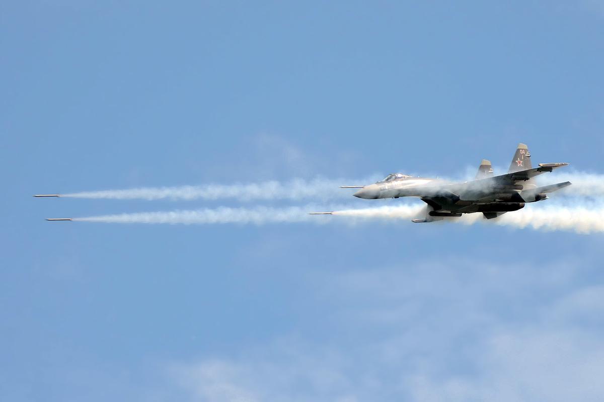 As Akan Gunakan F 35 Buka Rahasia Angkatan Udara Rusia Jakartagreater 04 Senjata