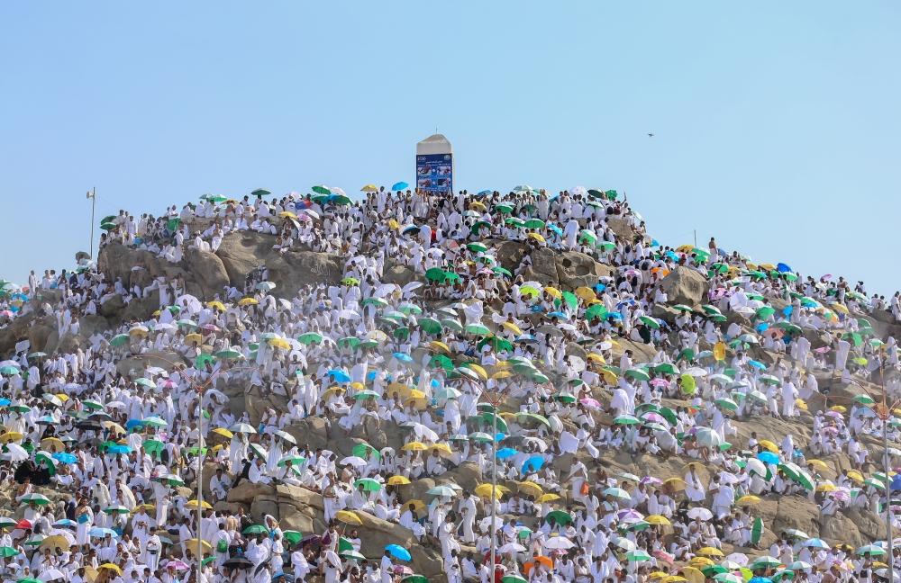 File جبل الرحمة Jpg Wikimedia Commons