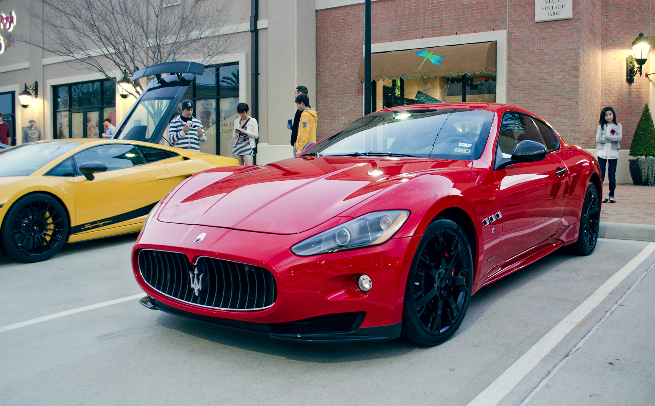 File 005 Maserati Gran Turismo MC Stradale Flickr