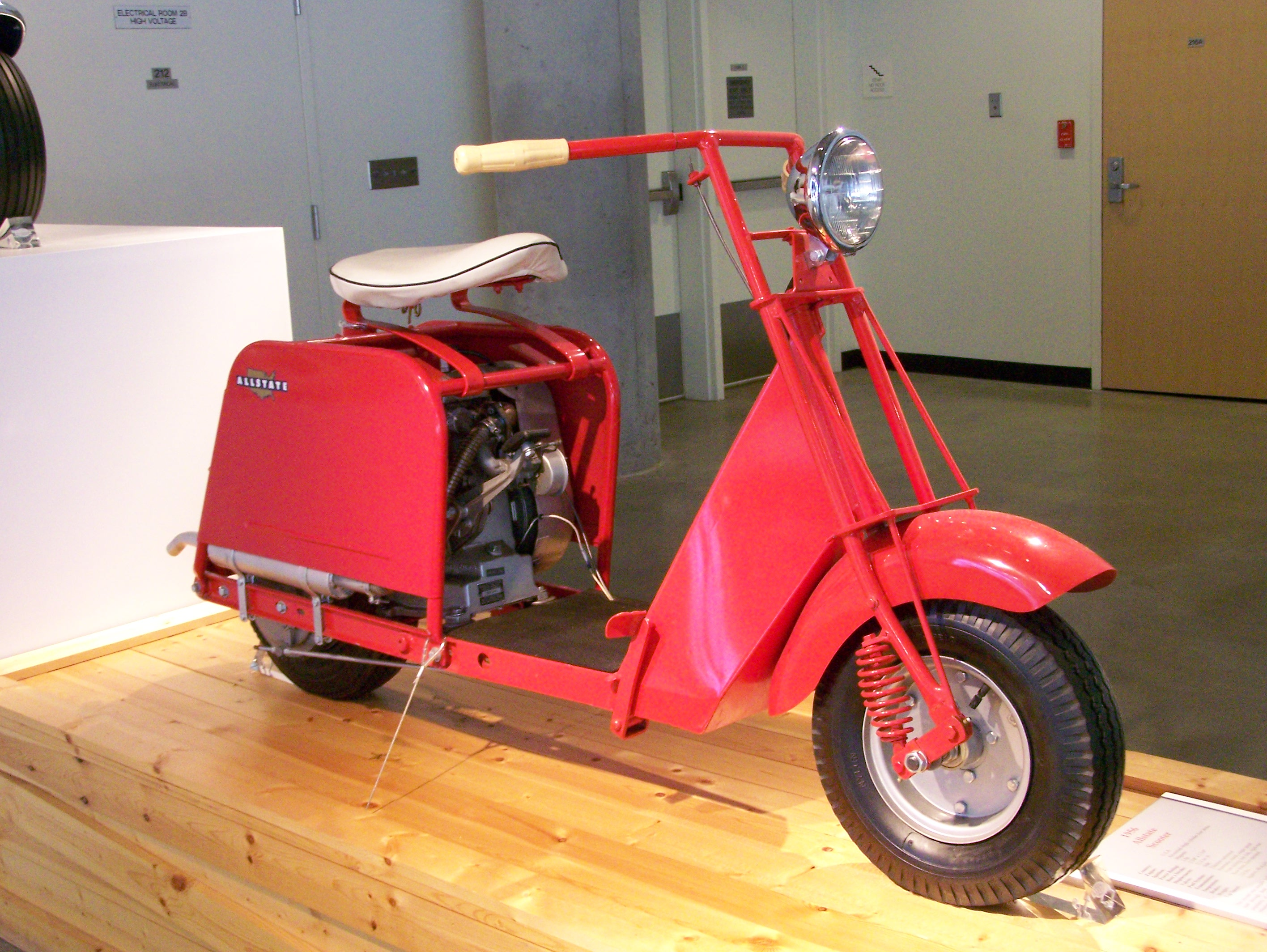 File 1956 Allstate Scooter