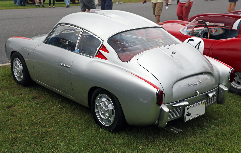 File 1957 Fiat Abarth 750 Gt Zagato Corsa Rear Jpg