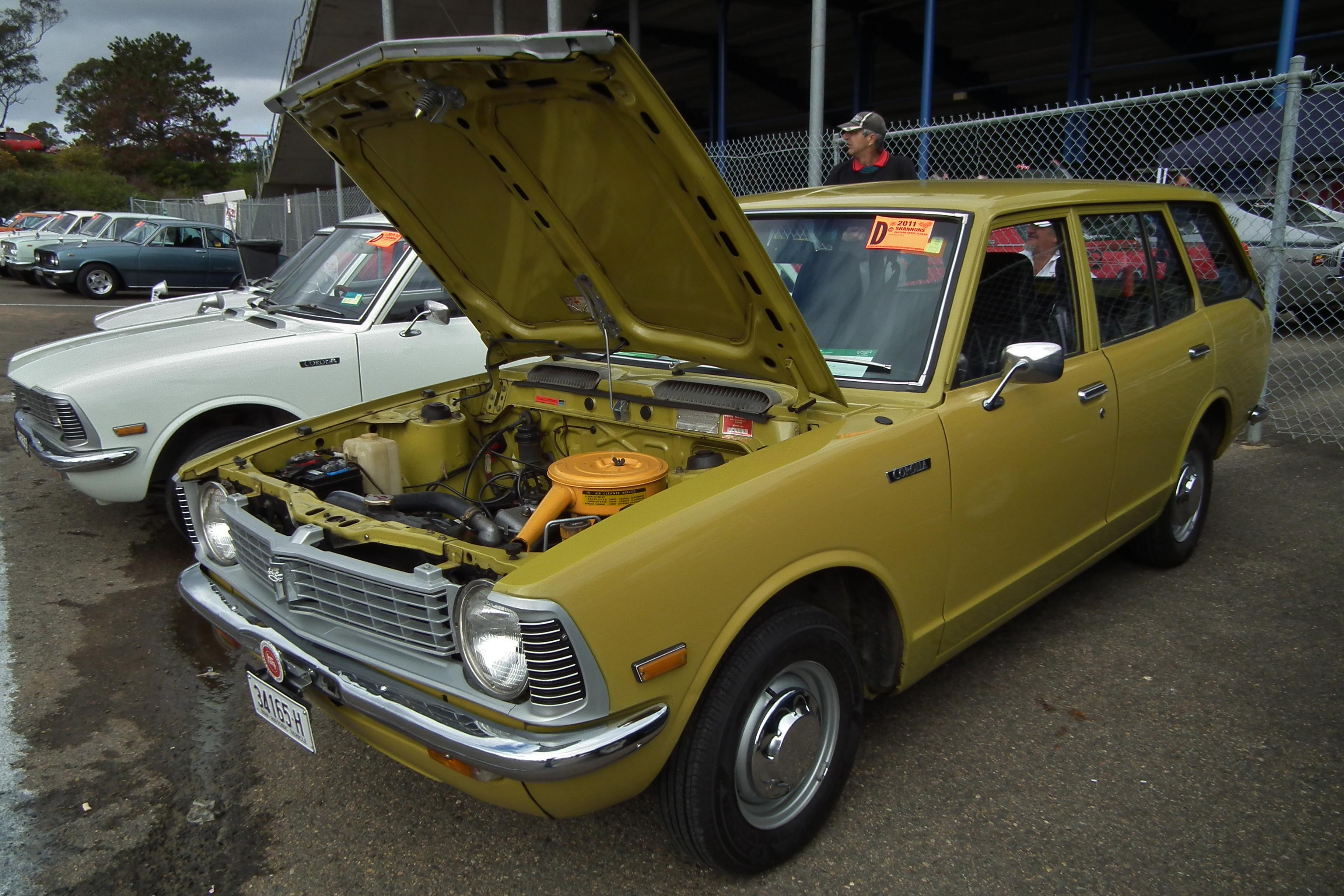 File 1973 Toyota Corolla Ke26 Station Wagon 6109403272 Jpg Wikimedia Commons