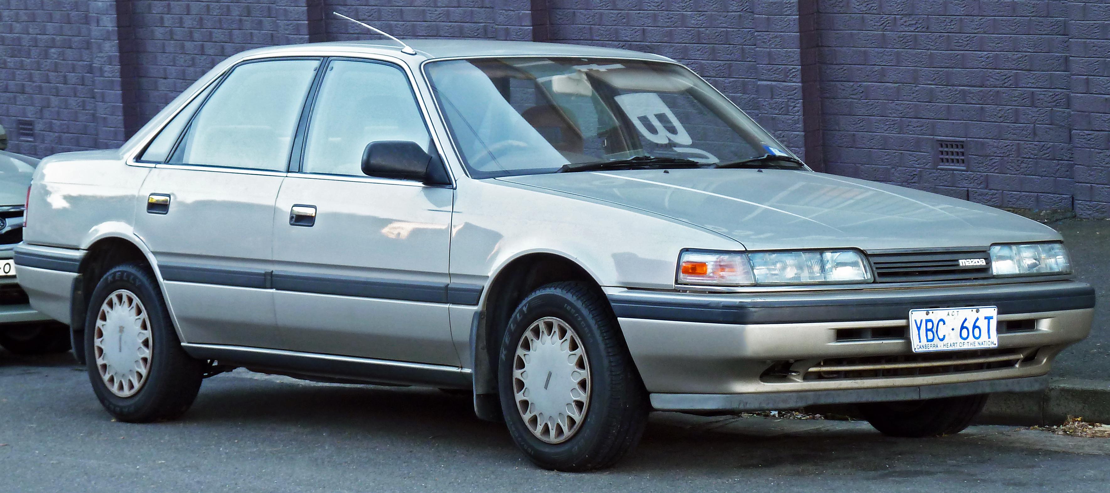 mazda 626 gd седан