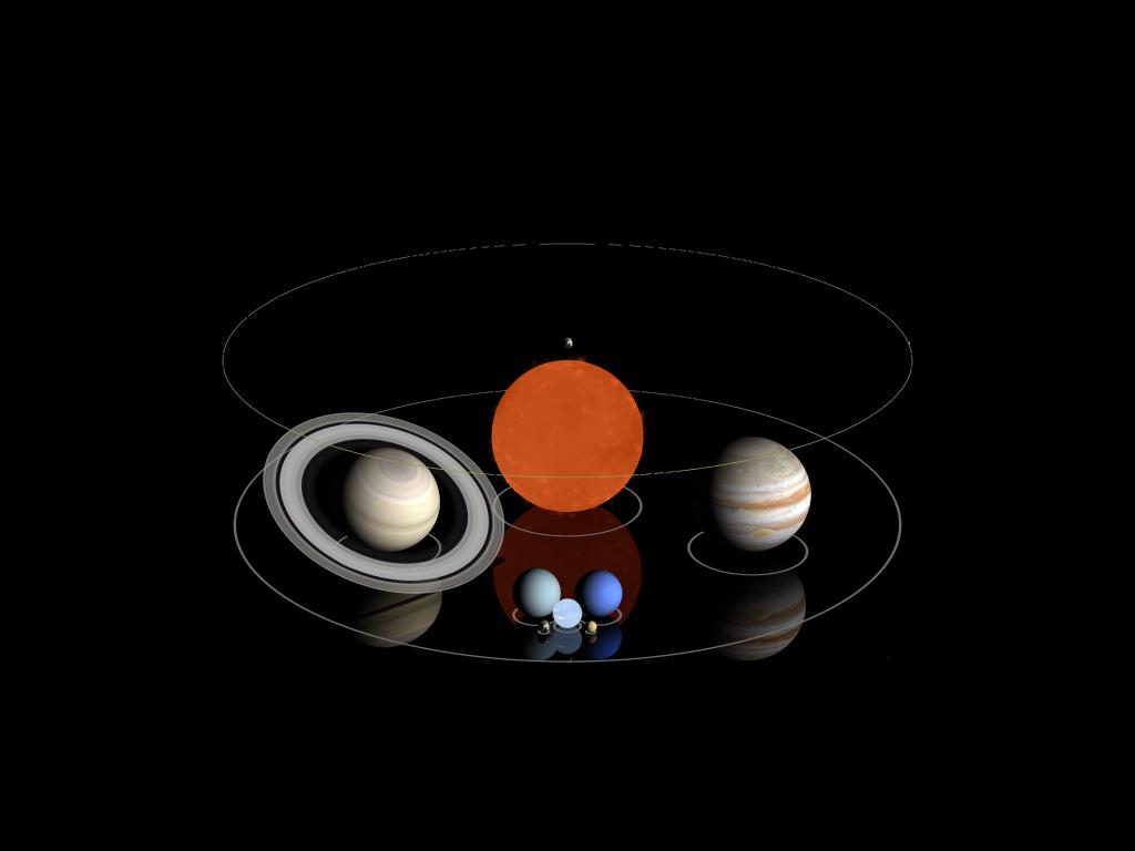 英語 太陽系 惑星