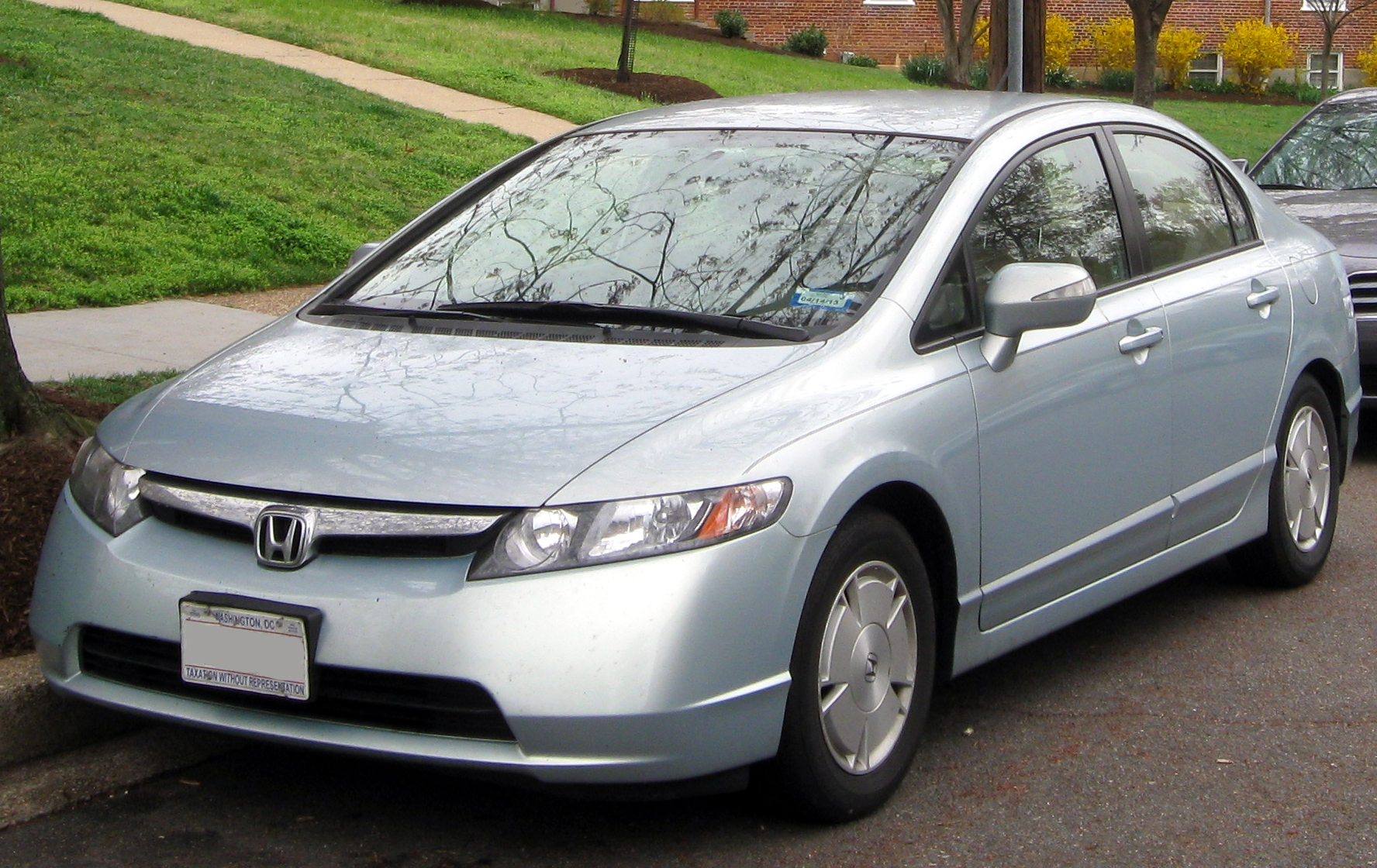 file 2006 2008 honda civic hybrid 03 21 2012 jpg wikimedia commons. Black Bedroom Furniture Sets. Home Design Ideas