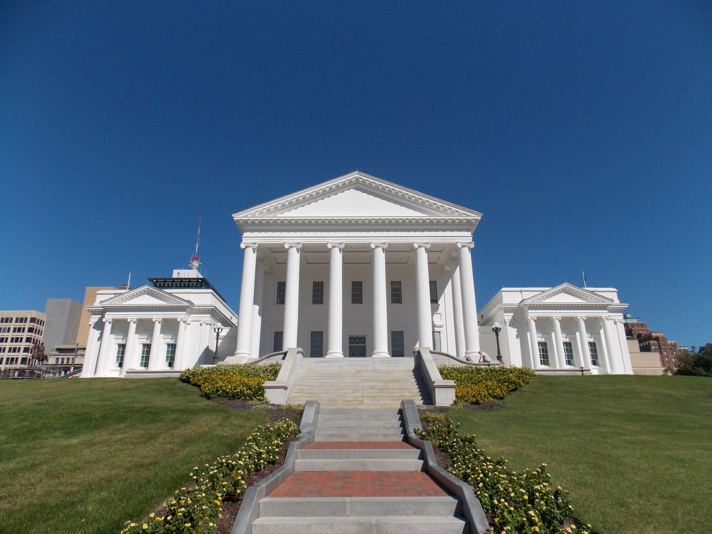File 2015 virginia state house richmond virginia 02 jpg for Virginia house