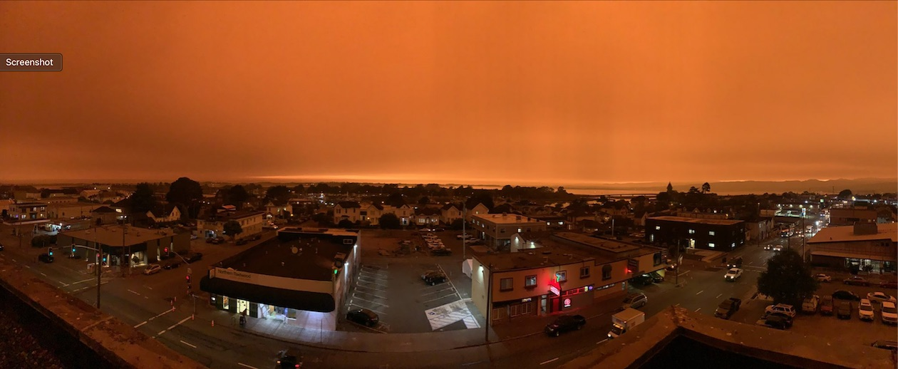 2020 California wildfires