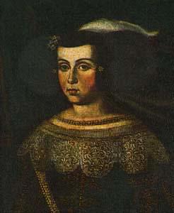 Luisa Pérez de Guzmán y Sandoval, Reina de Portugal